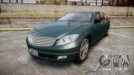 Benefactor Schafter Limousine para GTA 4