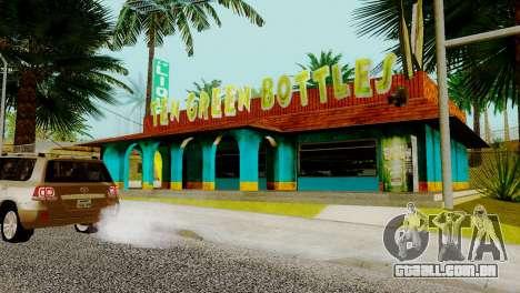 Novo bar em Ganton para GTA San Andreas