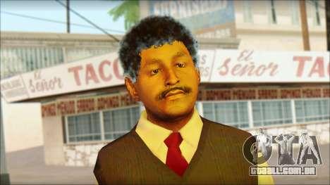 GTA 5 Ped 15 para GTA San Andreas terceira tela