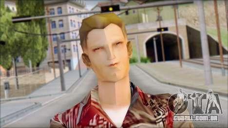 Biff from Back to the Future 1955 para GTA San Andreas terceira tela