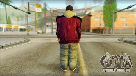 Plen Park Prims Skin 3 para GTA San Andreas segunda tela