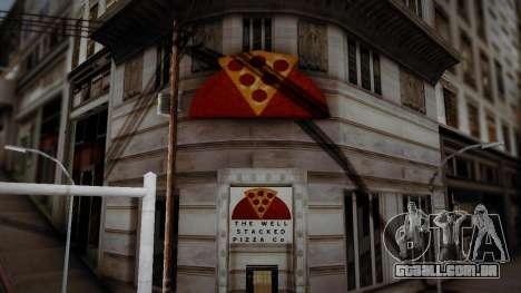Graphic Unity v3 para GTA San Andreas sexta tela