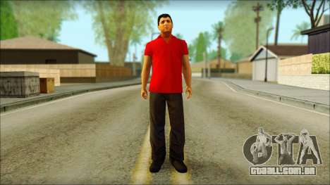 Michael from GTA 5	v3 para GTA San Andreas