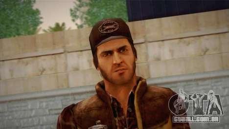 Travis Grady From Silent Hill: Origins para GTA San Andreas terceira tela