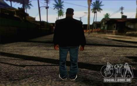 N.W.A Skin 2 para GTA San Andreas segunda tela