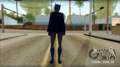 Batgirl para GTA San Andreas segunda tela