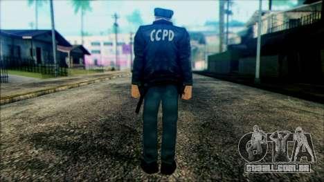 Manhunt Ped 3 para GTA San Andreas segunda tela