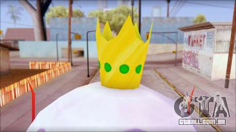 Kingjelly from Sponge Bob para GTA San Andreas terceira tela