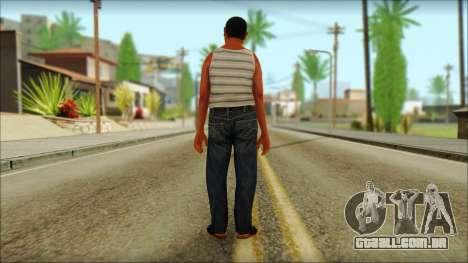 GTA 5 Ped 3 para GTA San Andreas segunda tela