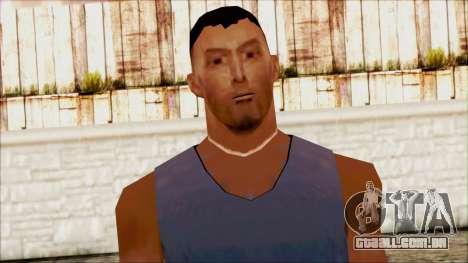 Wmyjg from Beta Version para GTA San Andreas terceira tela