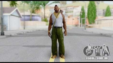 MR T Skin v6 para GTA San Andreas