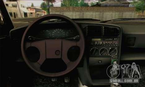 Volkswagen Passat B3 para GTA San Andreas vista direita