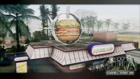 Graphic Unity V2 para GTA San Andreas oitavo tela