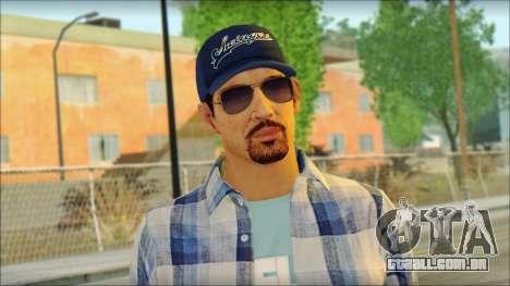 GTA 5 Jimmy Boston para GTA San Andreas terceira tela