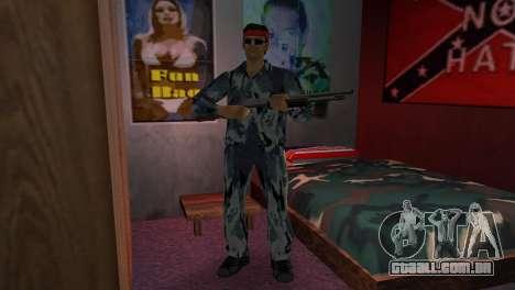 Camo Skin 06 para GTA Vice City segunda tela