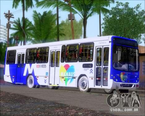 Marcopolo Torino 2007 Volksbus 17-230 EOD para as rodas de GTA San Andreas