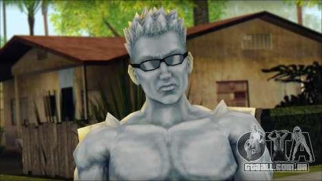 Iceman Comix para GTA San Andreas terceira tela