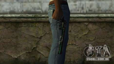 Colt Python from PointBlank v1 para GTA San Andreas terceira tela