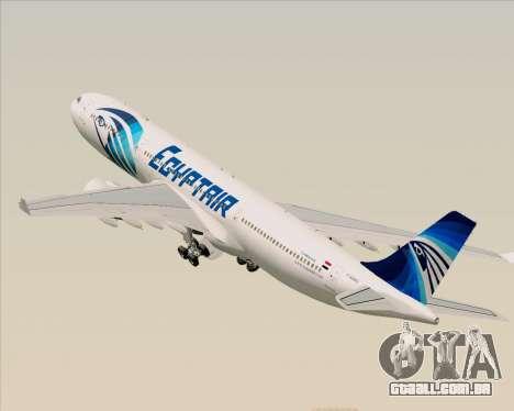 Airbus A330-300 EgyptAir para GTA San Andreas
