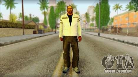 C-Jay 2014 Pele v3 para GTA San Andreas