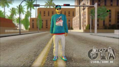 Superstar para GTA San Andreas