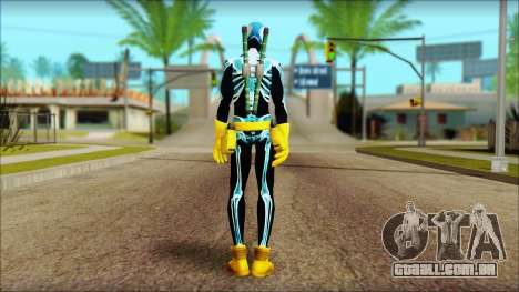Kick Ass 2 Dave v4 para GTA San Andreas segunda tela