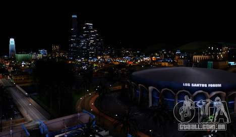 Graphical Shell para GTA San Andreas sétima tela