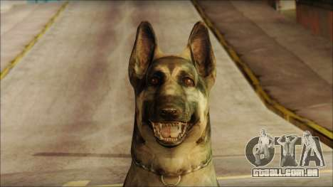 Dog Skin v2 para GTA San Andreas terceira tela