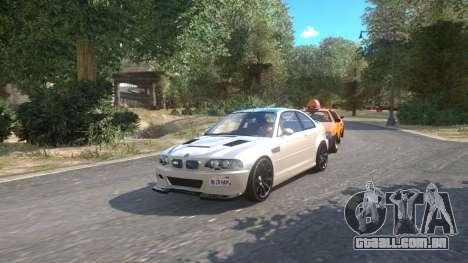 iCEnhancer 3.0 EFLC para GTA 4 terceira tela