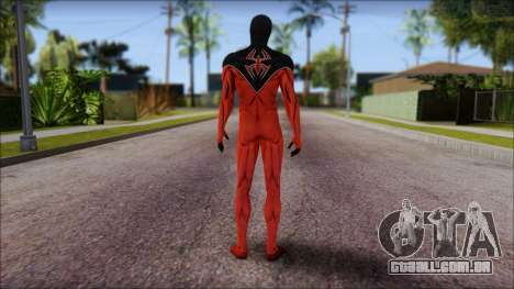 Scarlet 2012 Spider Man para GTA San Andreas segunda tela