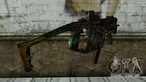Kriss Super from PointBlank v3 para GTA San Andreas segunda tela