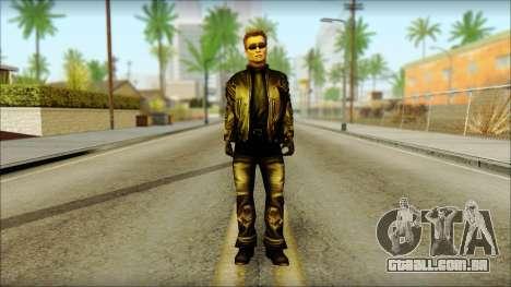 Arnold Shvarzneger para GTA San Andreas
