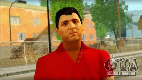 Michael from GTA 5v3 para GTA San Andreas terceira tela