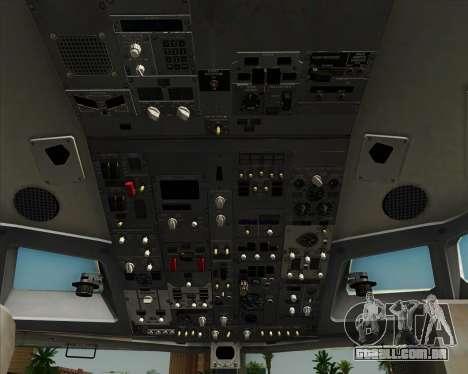 Boeing 737-890 Alaska Airlines para o motor de GTA San Andreas