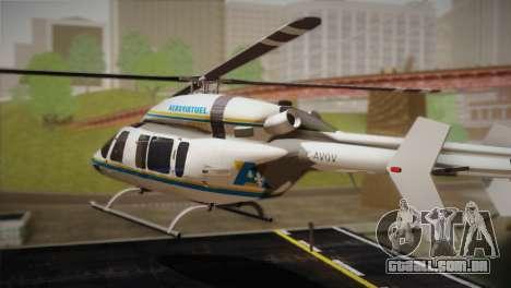 Bell 429 v1 para GTA San Andreas esquerda vista