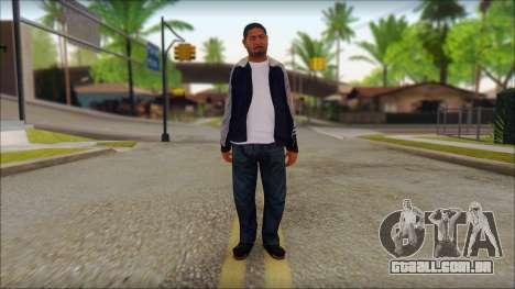 GTA 5 Ped 17 para GTA San Andreas