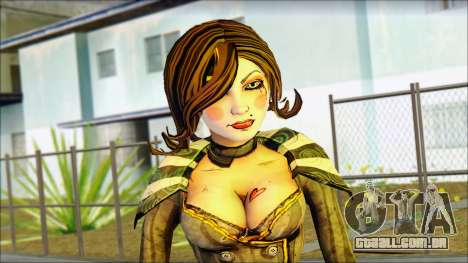 Borderlands 2 Moxxi para GTA San Andreas terceira tela