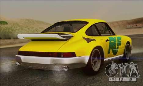 RUF CTR Yellowbird 1987 para o motor de GTA San Andreas