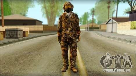 Lutador OGA (MoHW) v3 para GTA San Andreas
