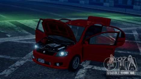 GTA 5 Asea para GTA 4 traseira esquerda vista