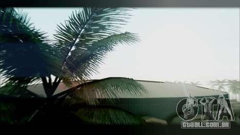 Graphic Unity V2 para GTA San Andreas por diante tela
