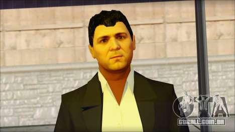 Michael from GTA 5v1 para GTA San Andreas terceira tela
