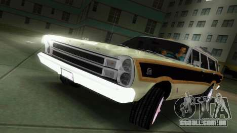 Ford Country Squire para GTA Vice City