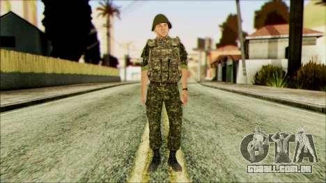 Marinha APU v1 para GTA San Andreas