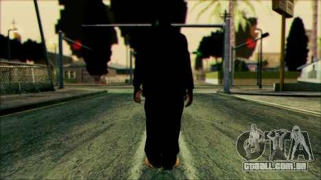 Viciado (Cutscene) v2 para GTA San Andreas segunda tela