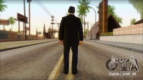 Michael from GTA 5v1 para GTA San Andreas segunda tela