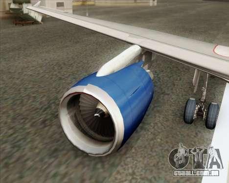 Airbus A320-232 British Airways para o motor de GTA San Andreas