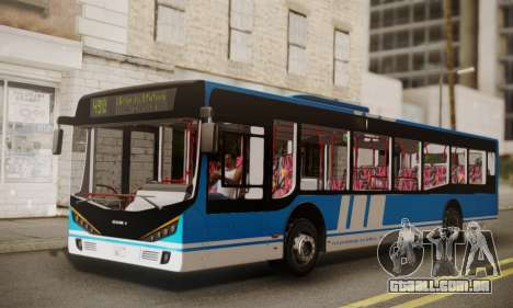 Design X4 Dreamer Blueline para GTA San Andreas