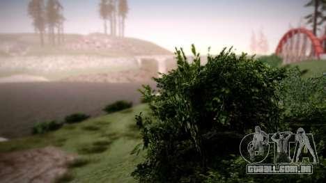 Graphic Unity v3 para GTA San Andreas décima primeira imagem de tela