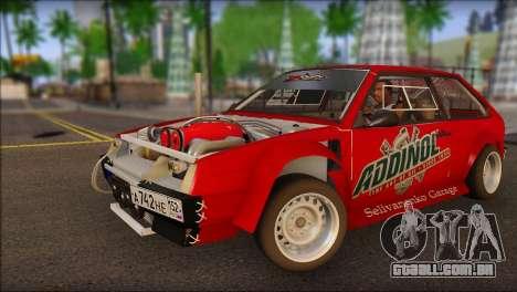 VAZ 2108 Esporte para GTA San Andreas